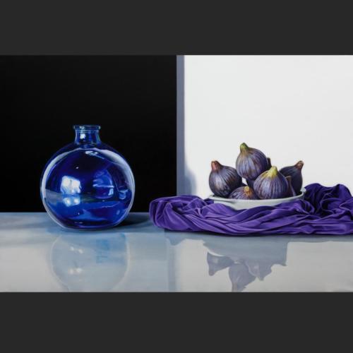 03 - Eight figs - 97 x 146 cm