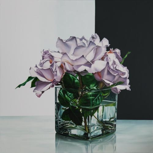 04 - En calma - 81 x 81 cm