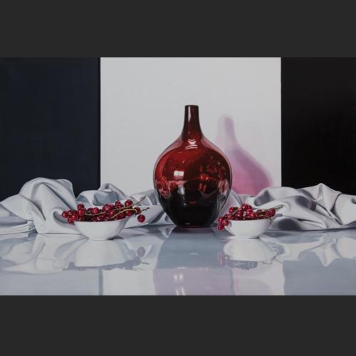 05 - Red caprice - 97 x 146 cm