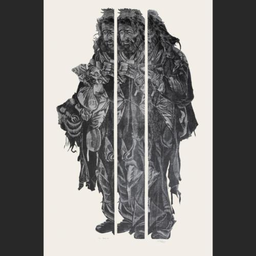 Asdrúbal - 100 x 68 - 112 x 76 cm