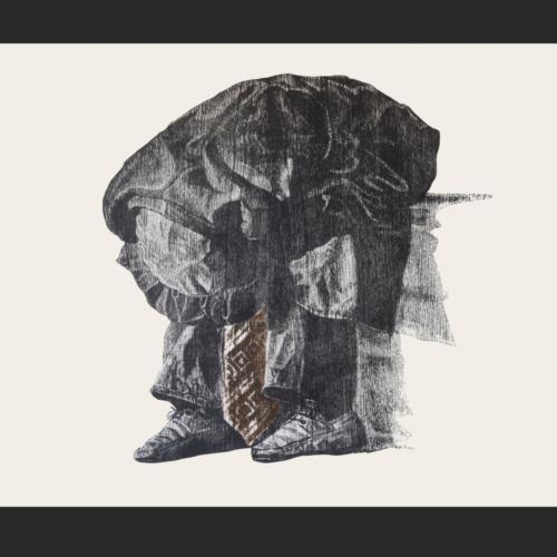 Circunscripto - 54 x 54 - 63 x 76 cm