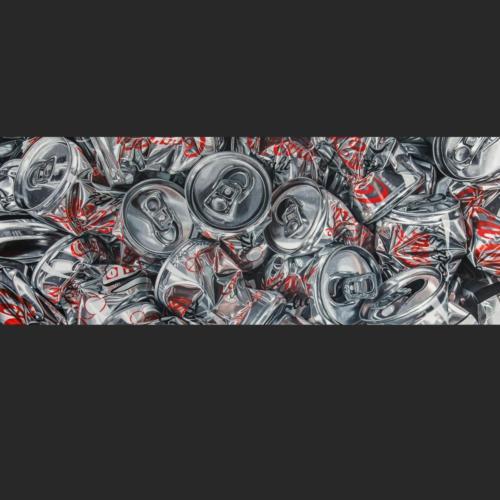 Glances - 60 x 160 cm